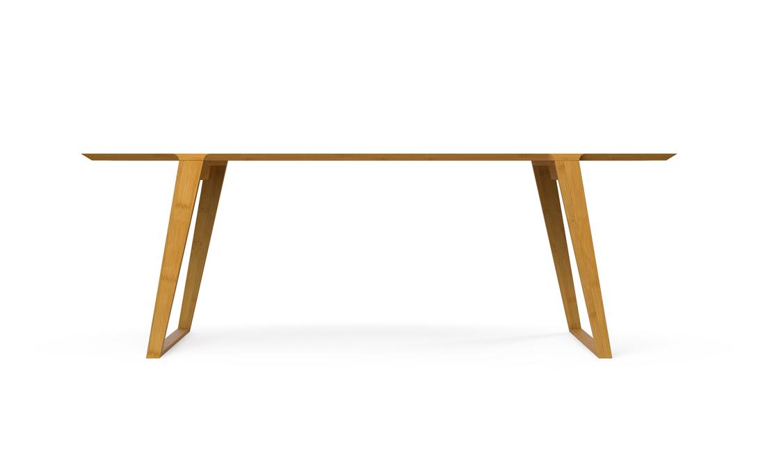 Bamboo Isometric Table medium