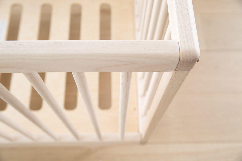 Caravan Crib Raw Detail