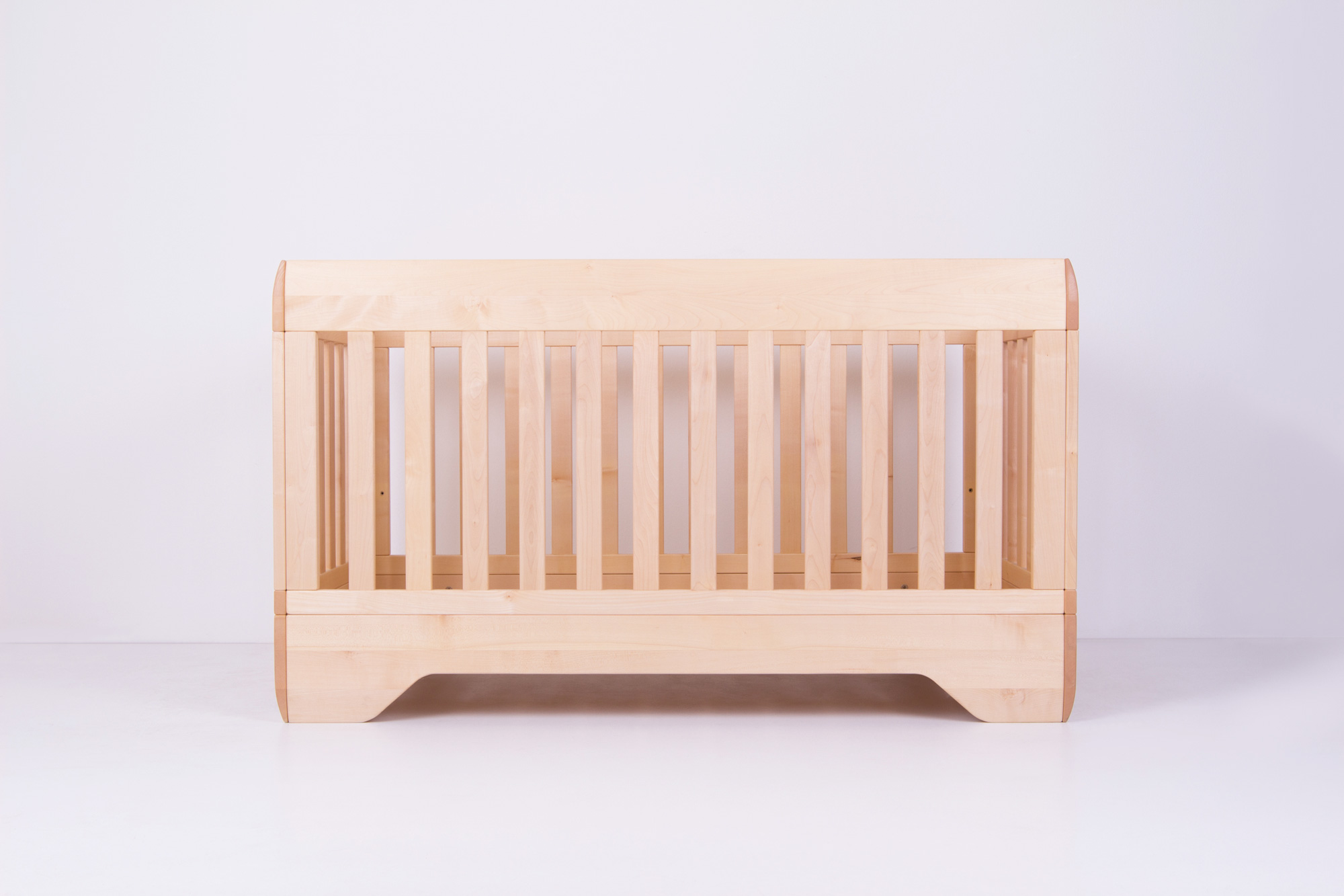 Echo crib maple