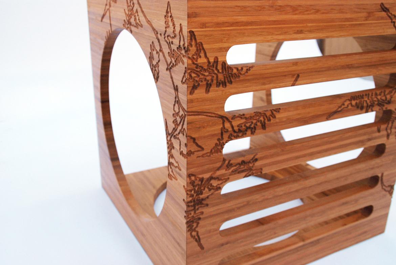 3 Blocks Bamboo