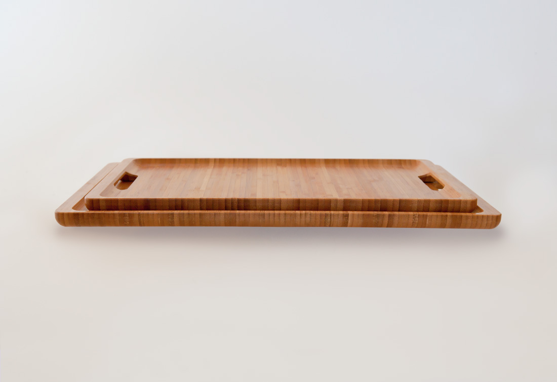 Bamboo Trays