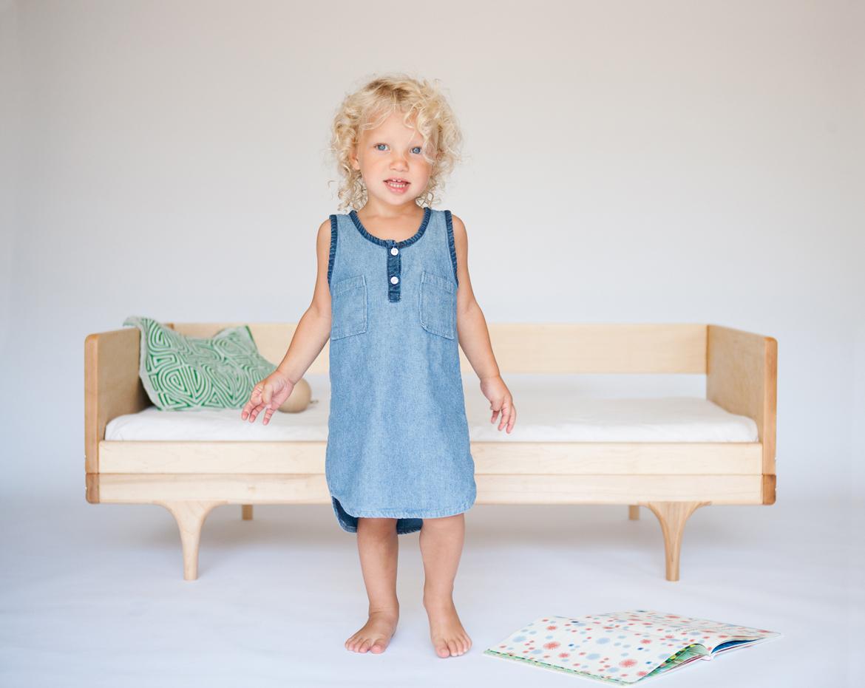 Caravan Divan Toddler Bed 'in the wild'