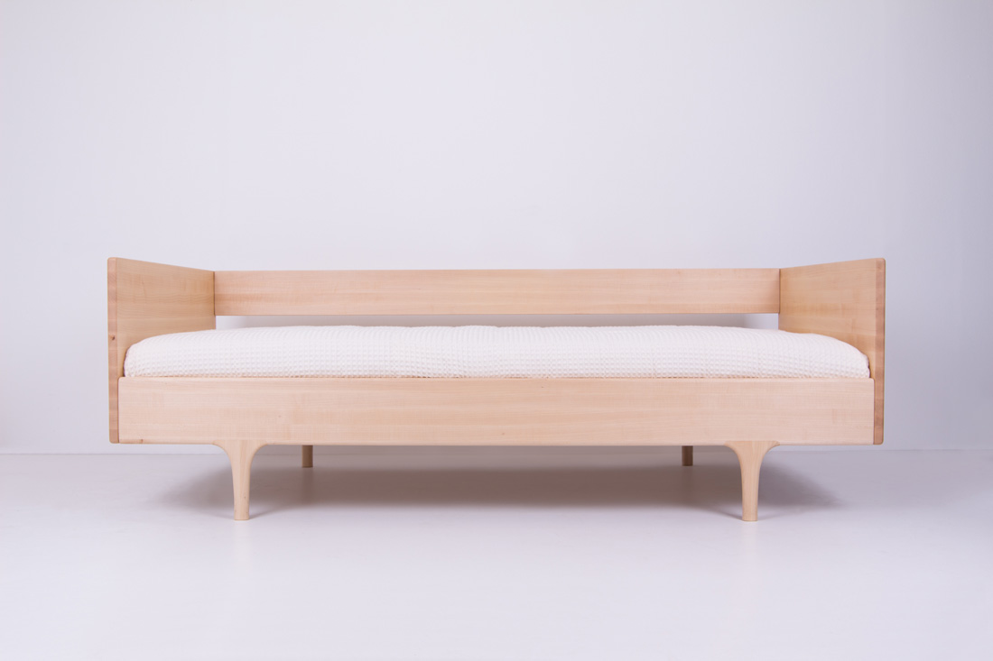 Divan Twin Modern Solid Wood Daybed Kalon Studios Us