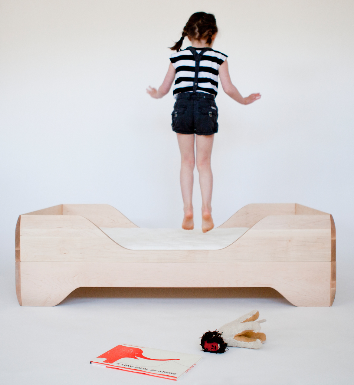 Echo Toddler Bed 'in the wild'