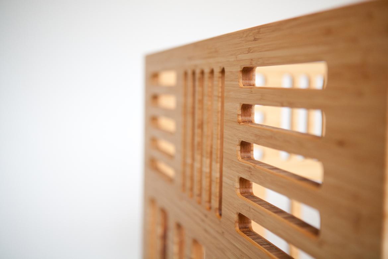 Ioline Crib detail