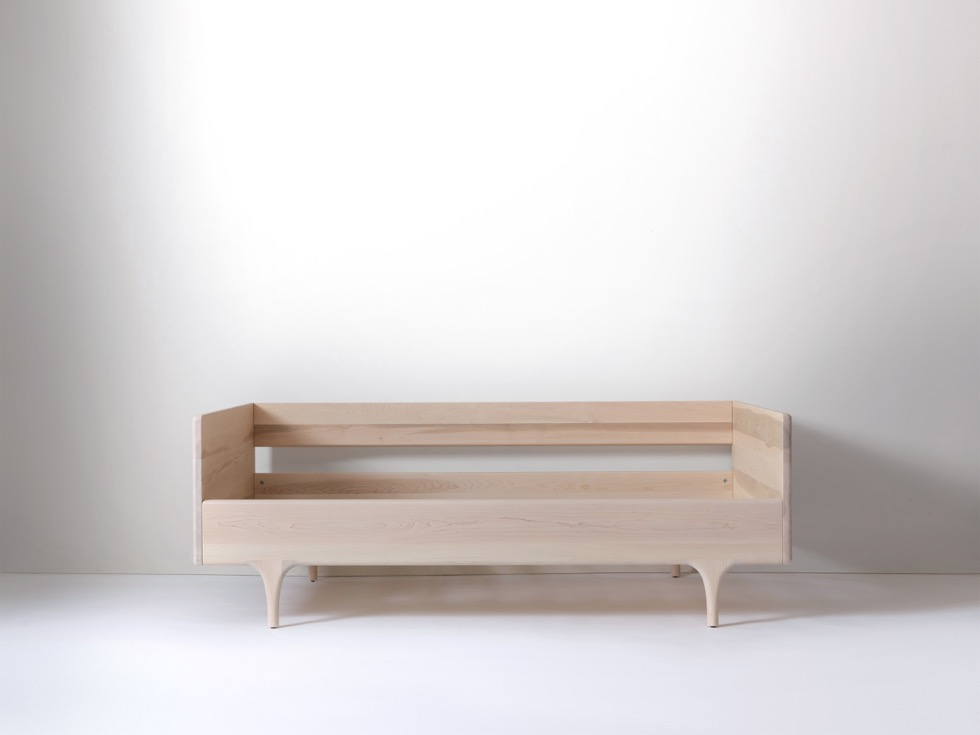 Divan Twin - Modern Solid Wood Daybed | Kalon Studios US