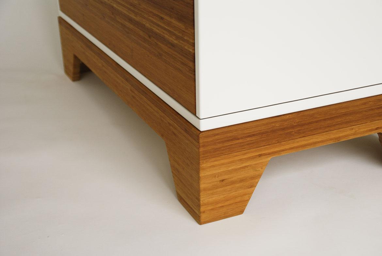 IoLine Dresser Foot Detail