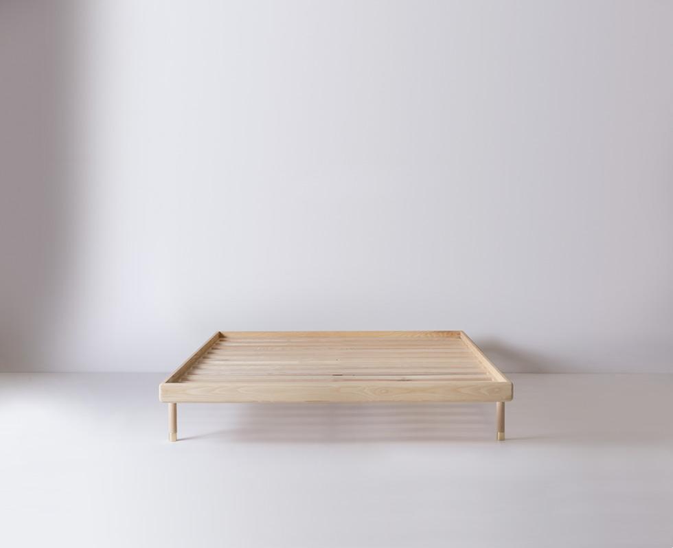 Simple Bed. The Kalon Organic Bed   Kalon Studios US