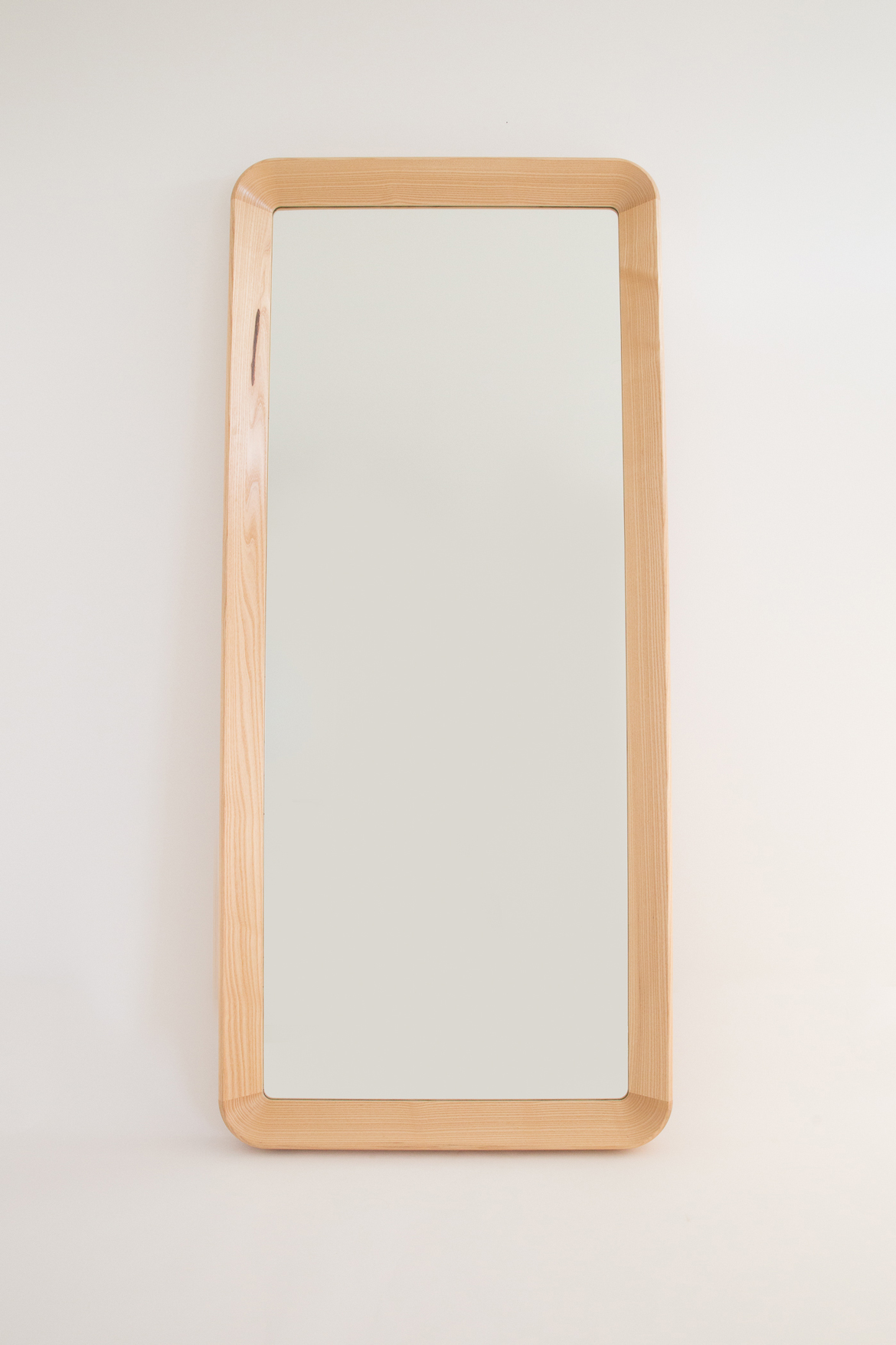 domestically produced furniture fsc certified full length mirror simple simple collection simple mirror solid wood solid wooden frame mirror - Wood Frame Mirror