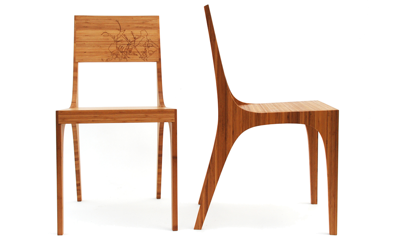 Isometric Chair Bamboo Sale