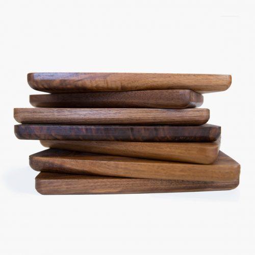 Walnut breadboards