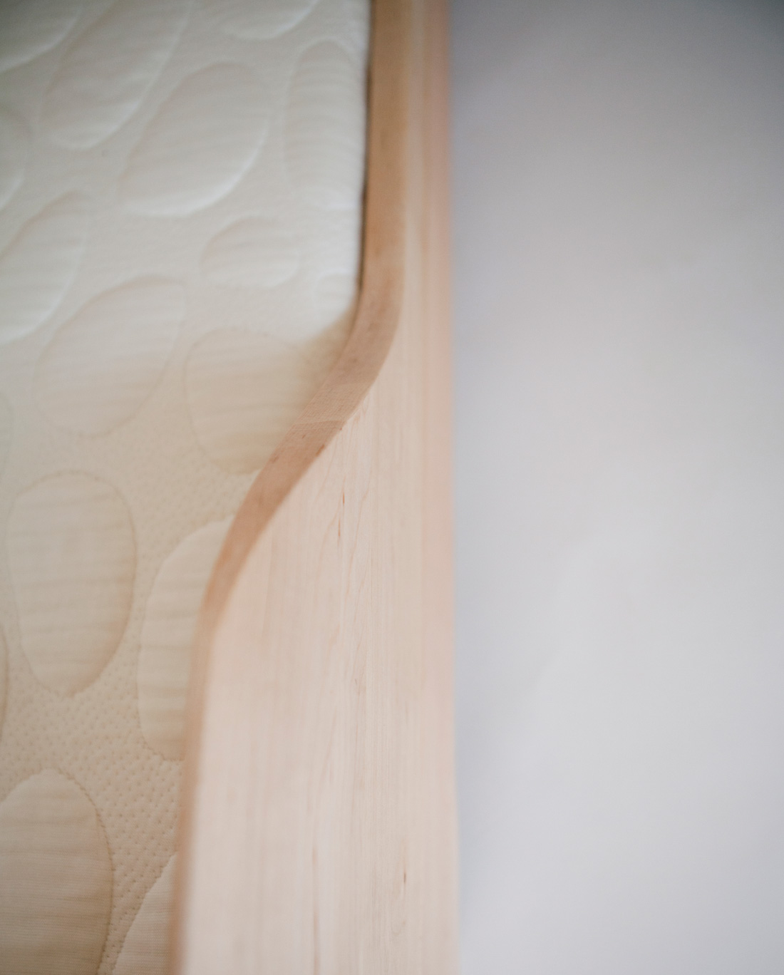 Detail of Echo Toddler Bed