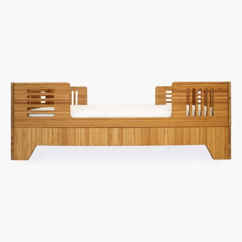 IoLine Toddler Bed Squared Bamboo