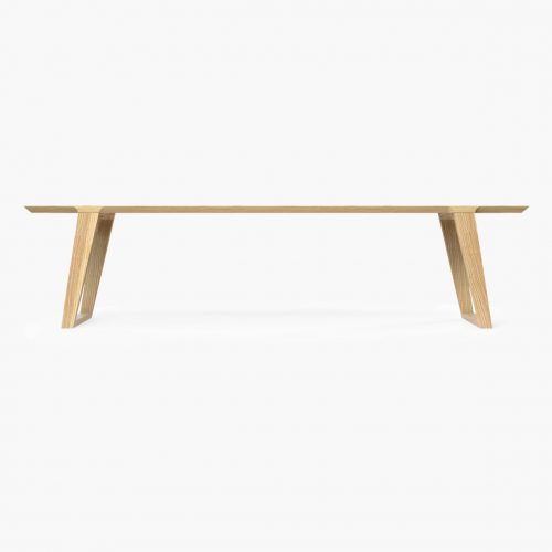 Isometric Bench Large Ash