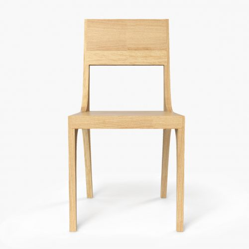 Isometric Chair Ash