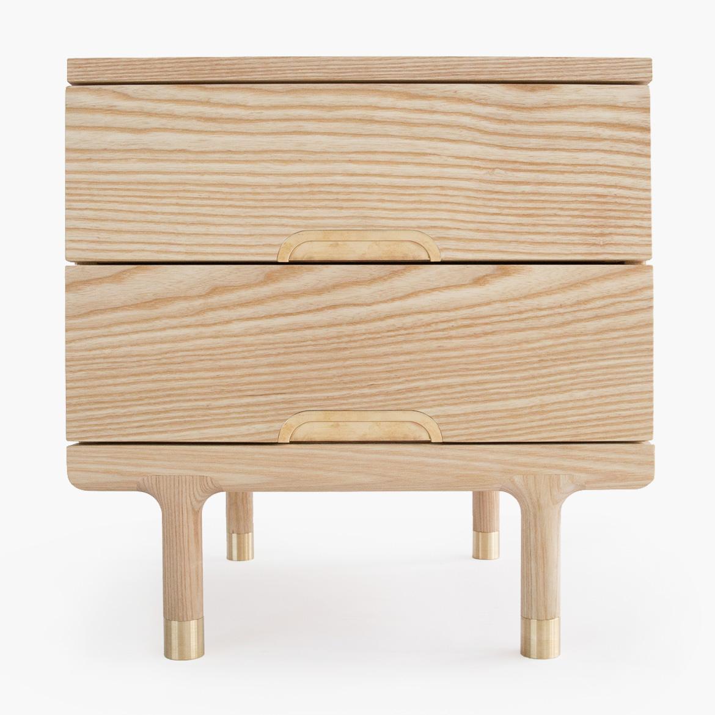 Simple side table modern side table or nightstand kalon studios us watchthetrailerfo