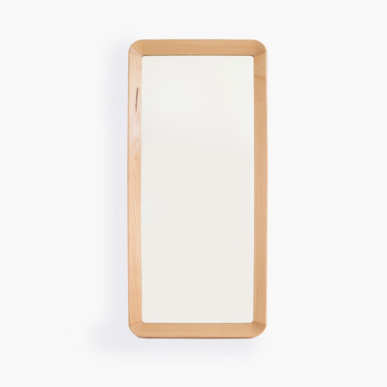Simple Mirror Modern Wood Framed Mirror Kalon Studios Us