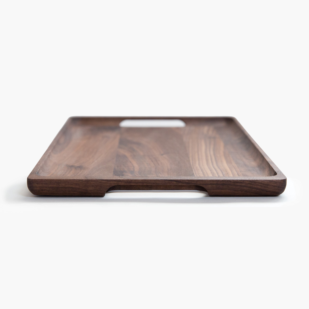 Tray Solid Wood Serving Set With Bread Boards