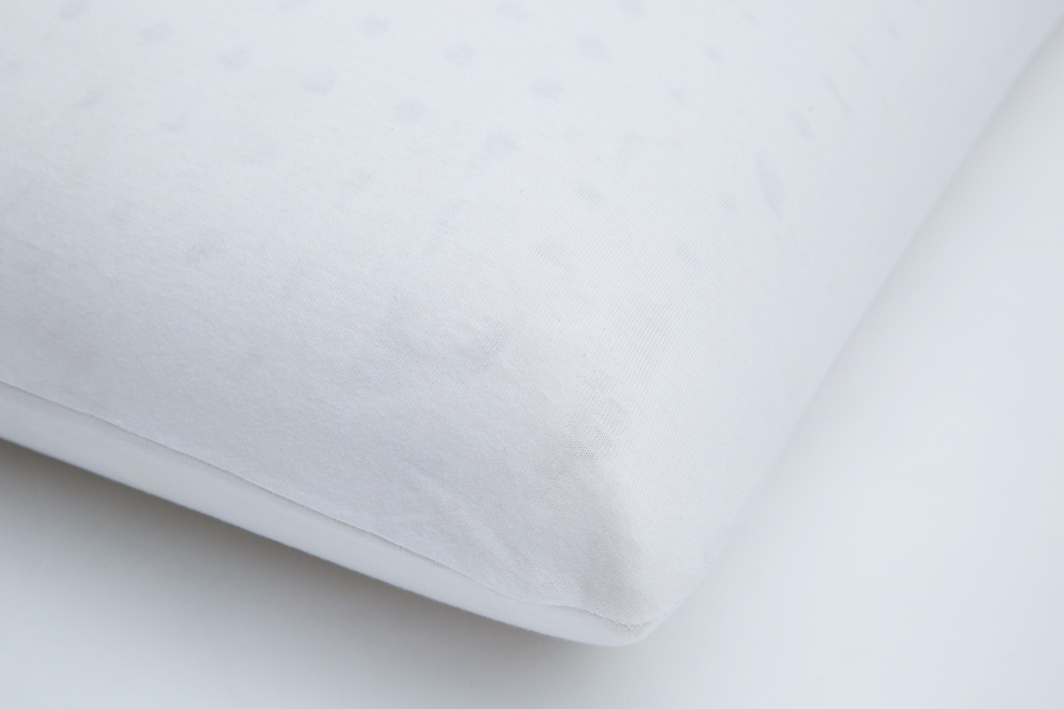 Kalon Organic Pillow Detail