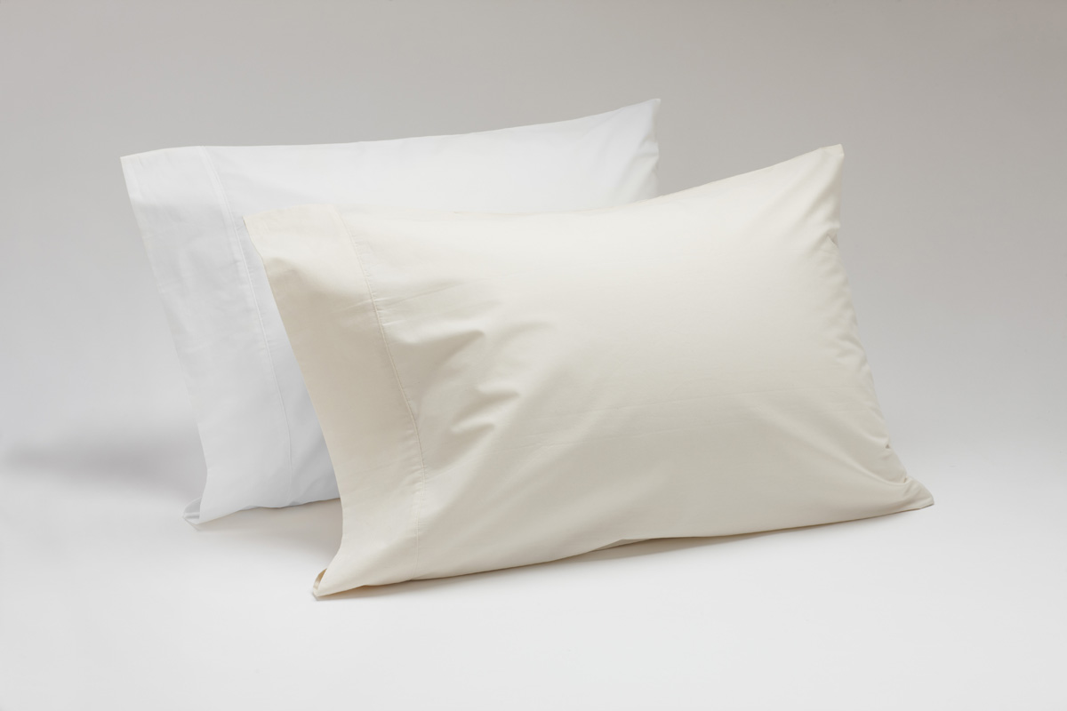 Coyuchi 300 Percale Pillowcases